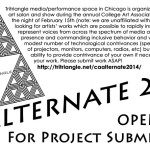 CAALTERNATE 2014 OPEN CALL